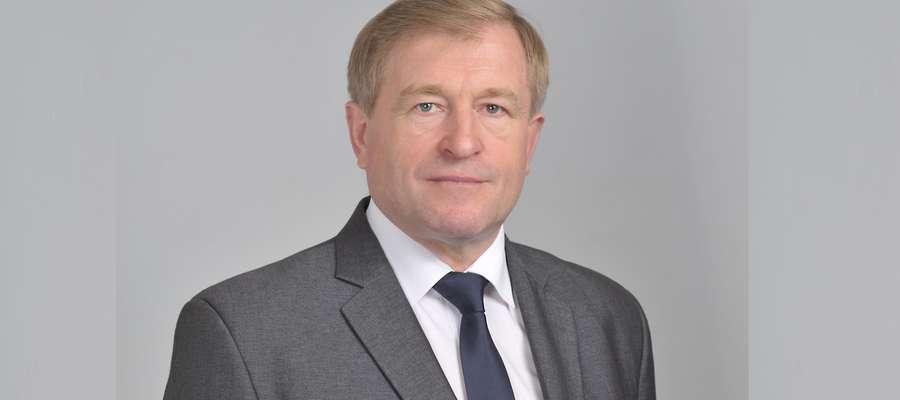 Franciszek Jerzy Małek kandydat na wójta Gminy Iława