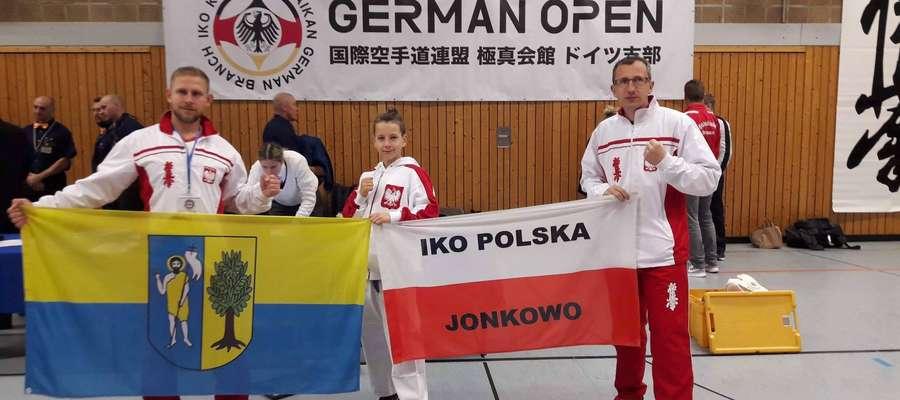 Filip Zakrzewski wygrał w Niemczech
