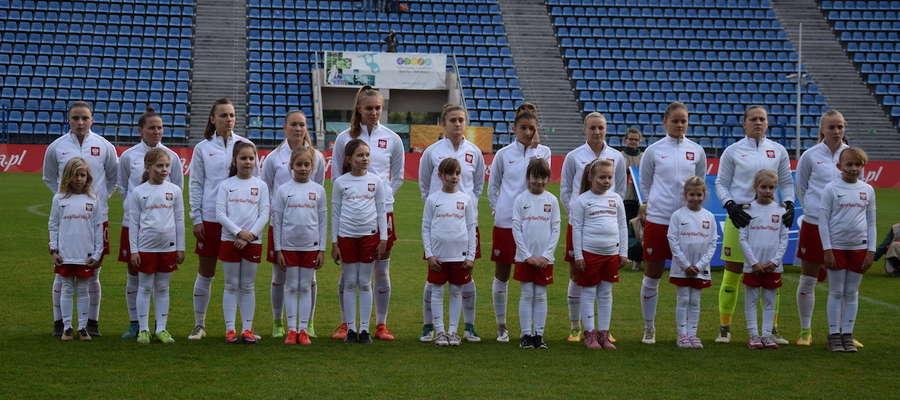 Reprezentacja Polski kobiet w następny wtorek zagra w Ostródzie