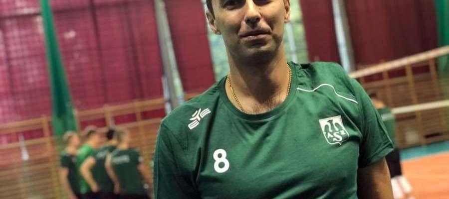 Бывший волейболист Динамо Калининград стал тренером клуба в Ольштыне