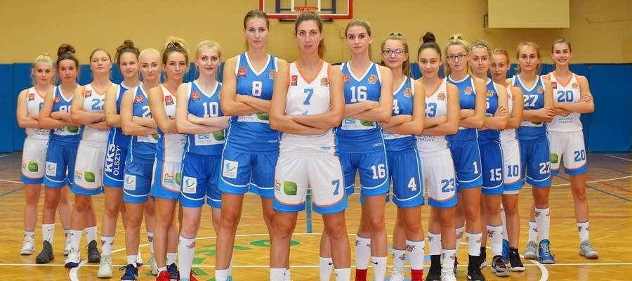 KKS Olsztyn (w pełnej krasie) na sezon 2018/19