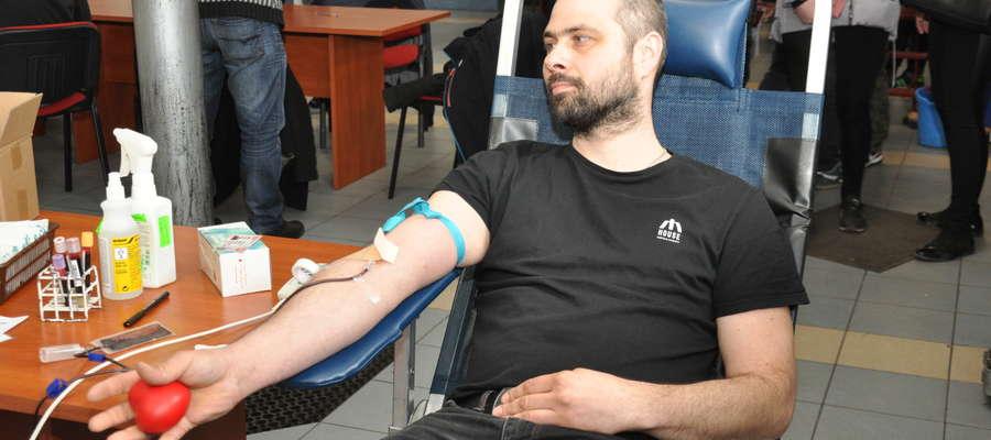Strażacy mają nadzieję, że chętnych do oddania krwi nie zabraknie