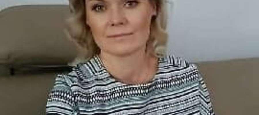 Aleksandra Lewińska po wygranej sprawie, wróciła do pracy