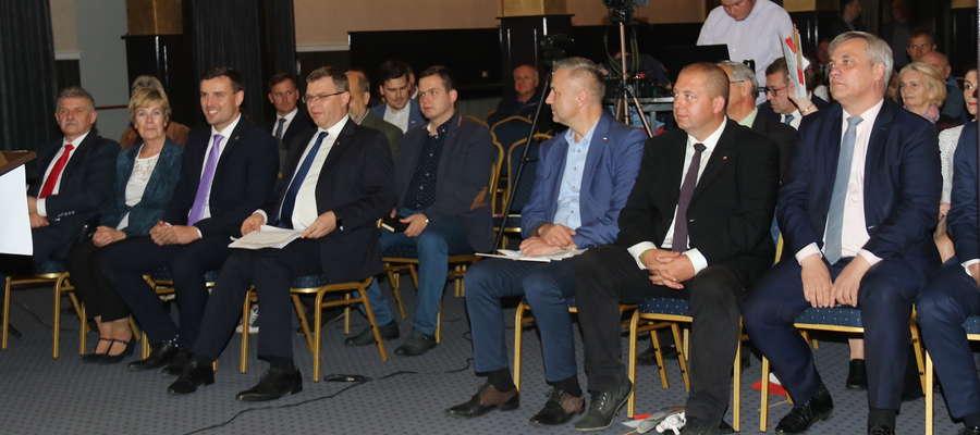 Konwencja wyborcza PiS w powiecie giżyckim