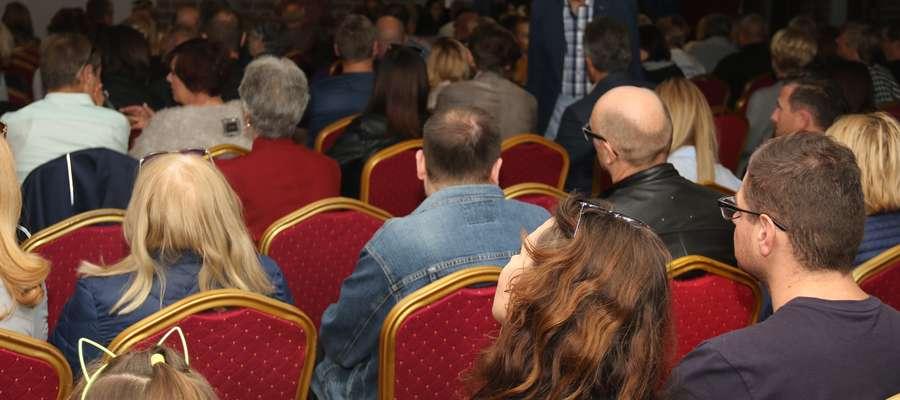 Publiczna debata kandydatów na burmistrza Giżycka