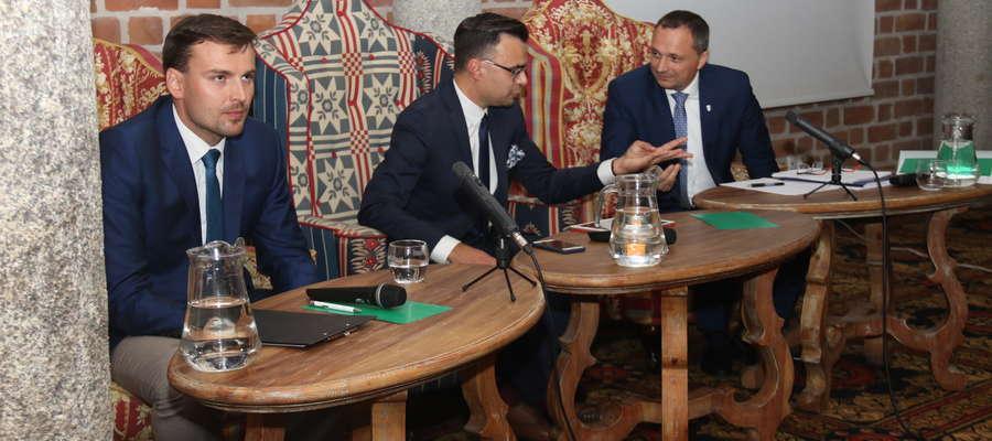 Debata kandydatów na stanowisko burmistrza Giżycka