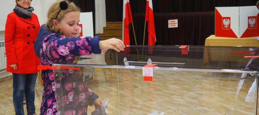 II tura wyborów samorządowych została zakończona