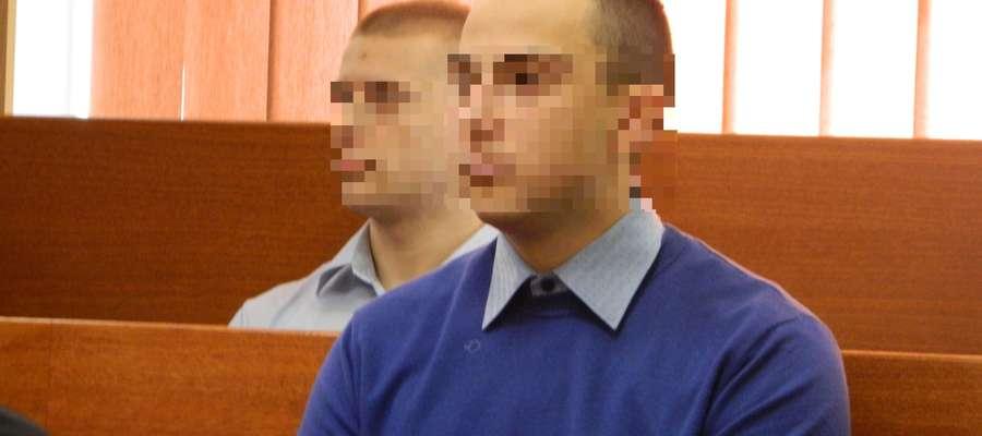 Hubert Ch. i Bartłomiej K. oskarżeni o pobicie amerykańskiego żołnierza w Giżycku w grudniu 2017 r.