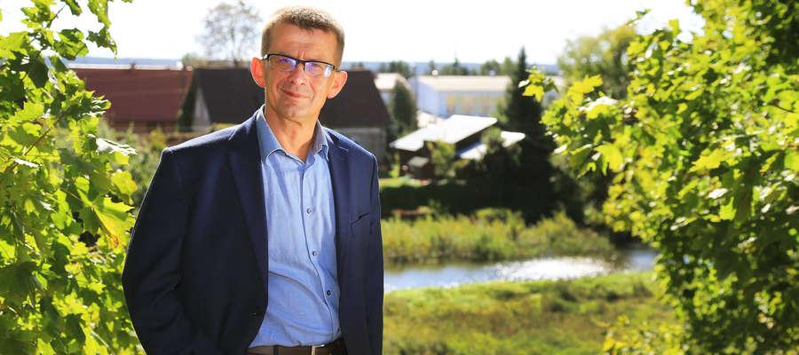 Wojciech Giecko, wójt gminy Jonkowo