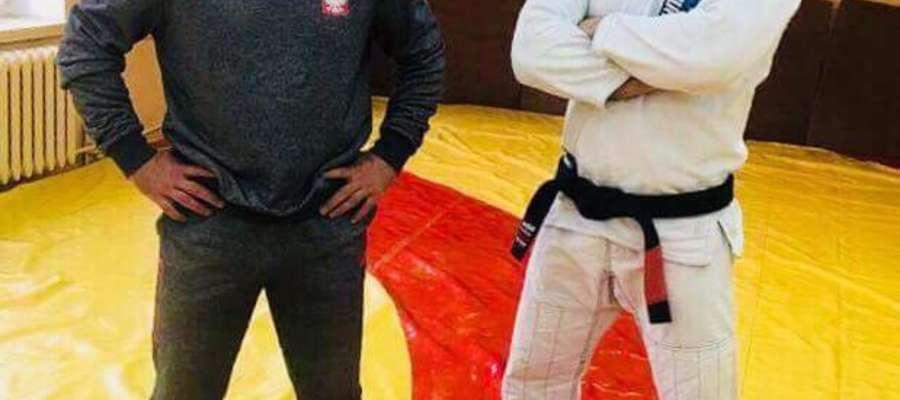 Michał Staszewski i Tomasz Arabasz