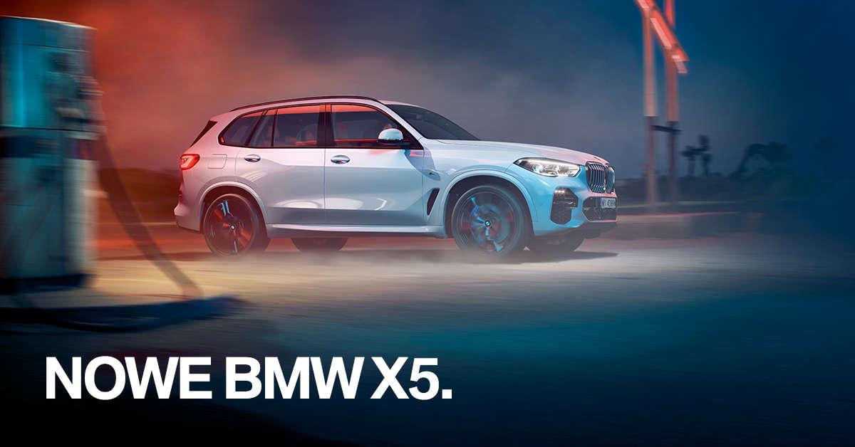 Premiera nowego modelu X5 w BMW Zdunek Premium - full image