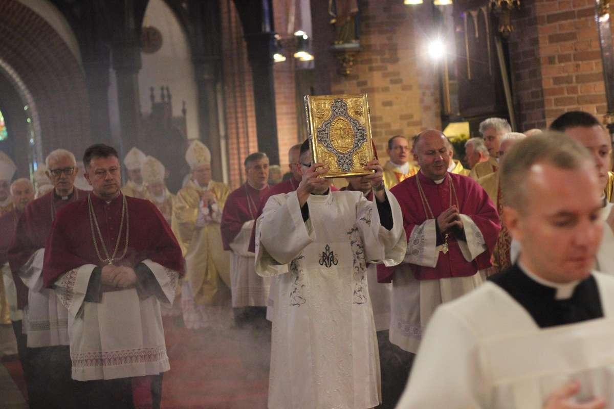 Uroczystość patronalna J.E. Arcybiskupa Seniora dra Edmunda Piszcza