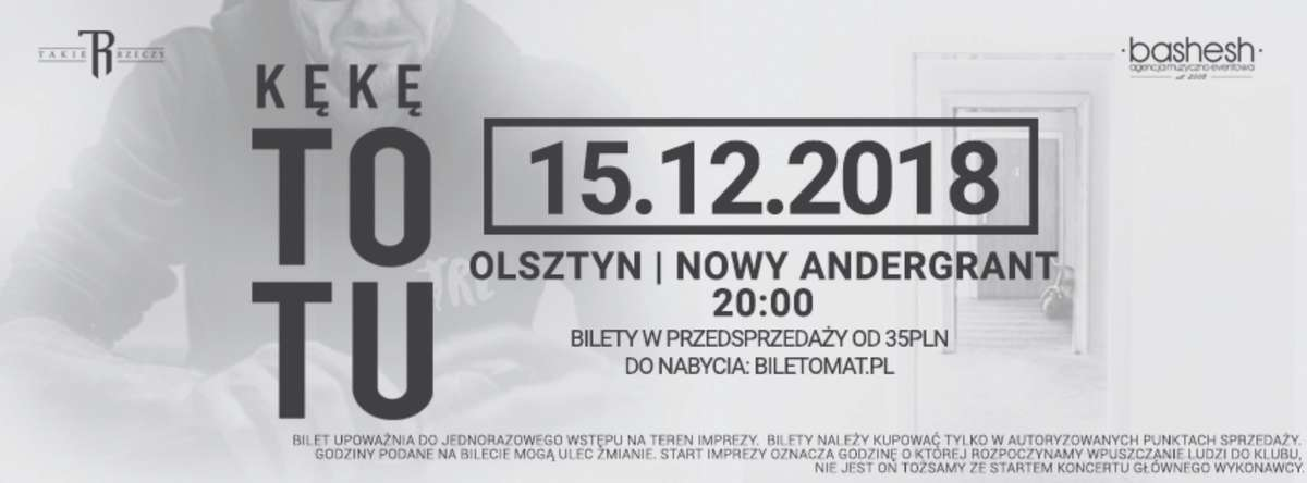 KęKę z albumem To Tu w Olsztynie - full image