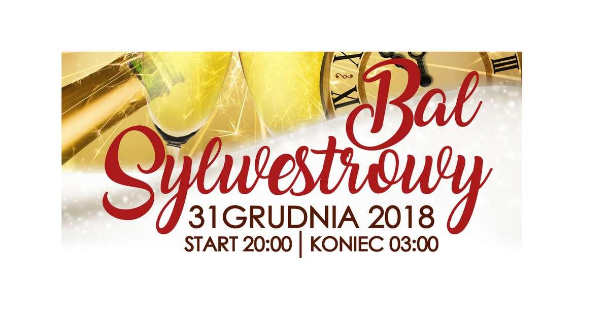 Bal Sylwestrowy w Gościńcu pod Dębem! - full image