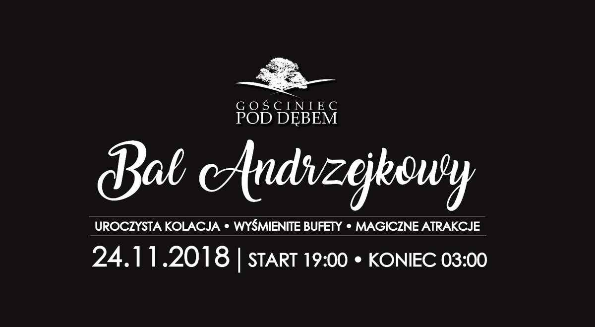 Bal Andrzejkowy w Gościńcu pod Dębem - full image