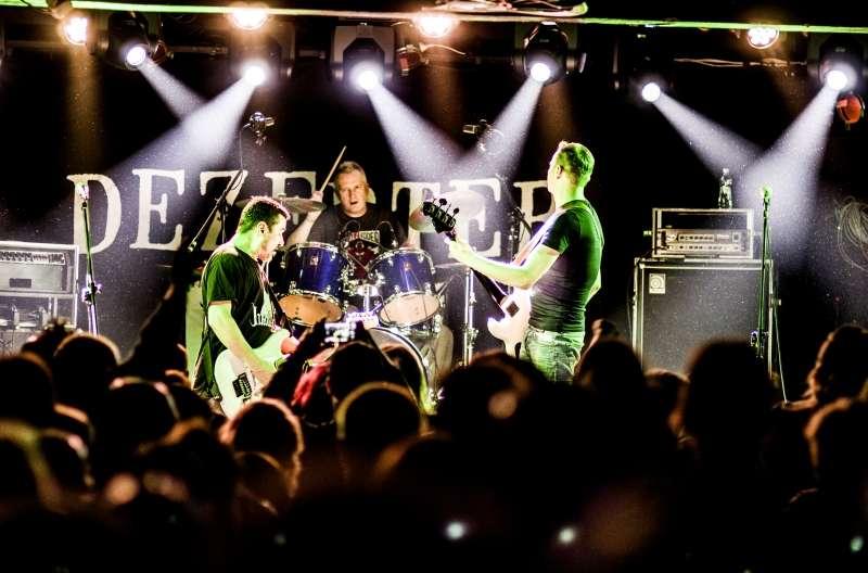 Dezerter zagra na Ost-Rock Underground Fest  - full image
