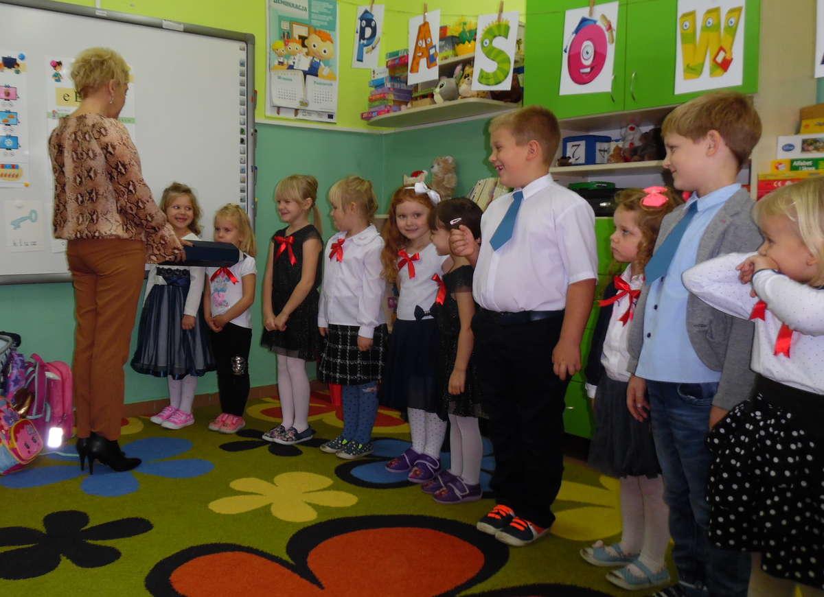 Przedszkolaki z Boleszyna zaprezentowali swoje umiejętności