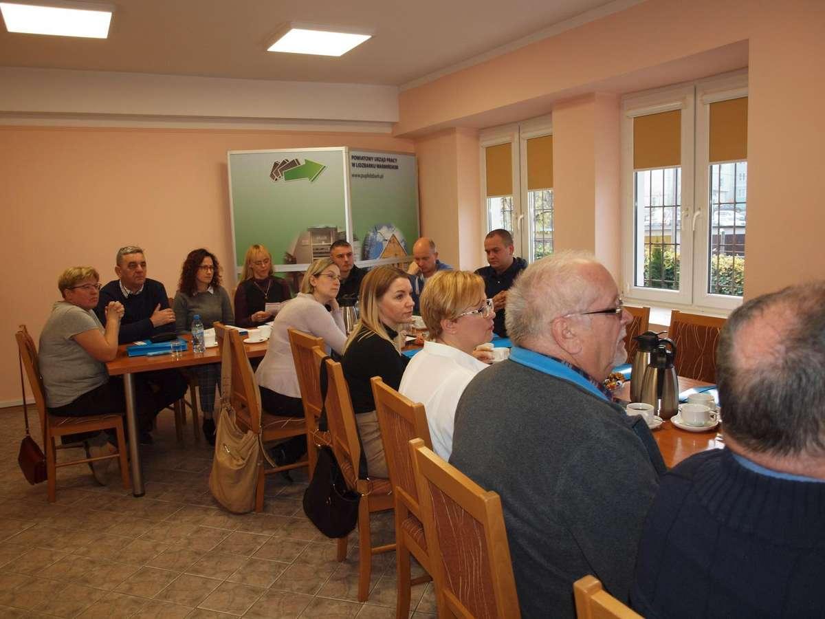 Powiatowy Urząd Pracy w Lidzbarku Warmińskim zorganizował Europejskie Dni Pracodawców