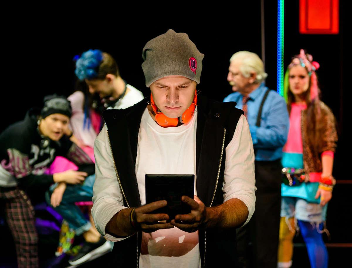Paweł Parczewski jako Jeremi - full image
