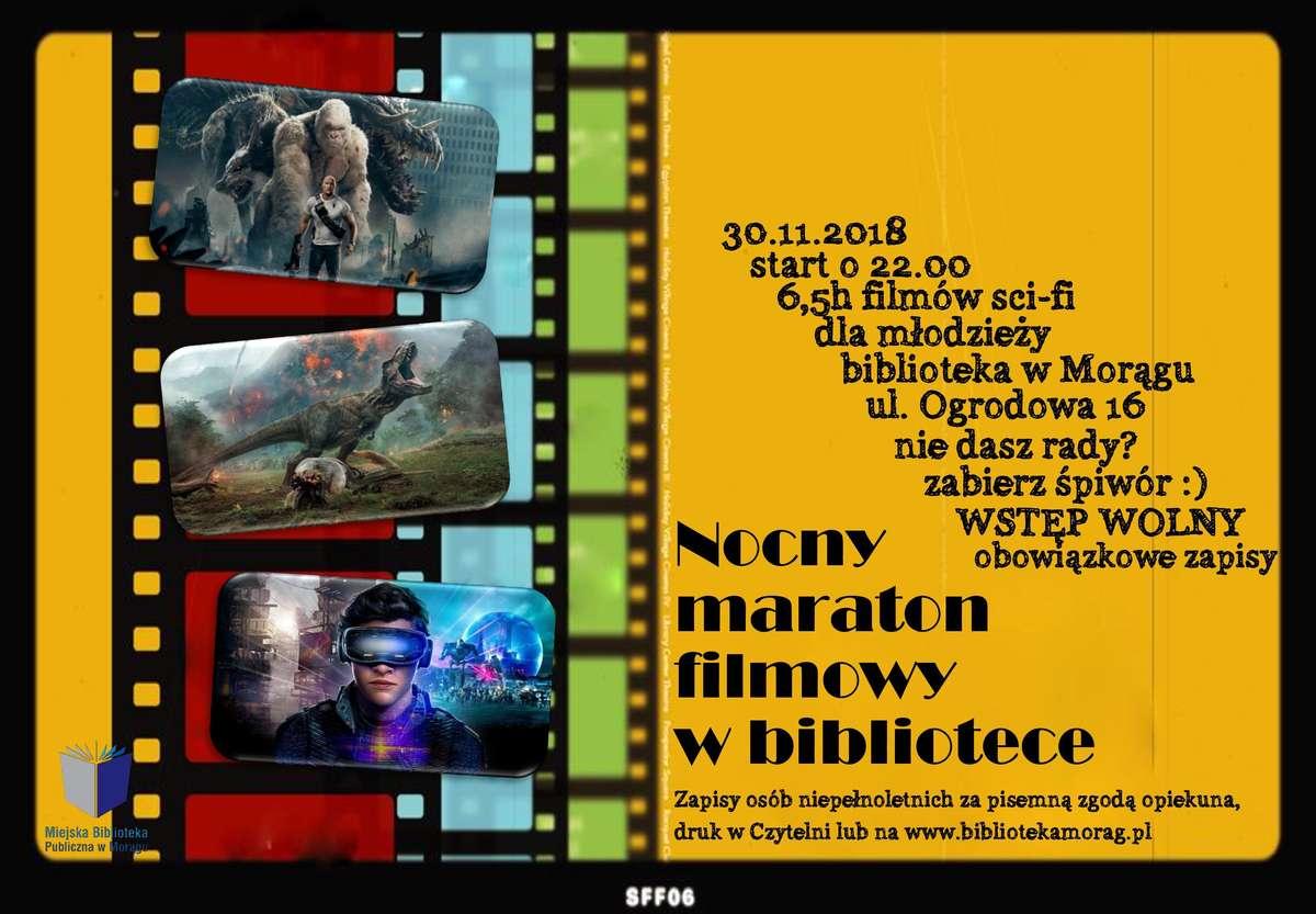Nocny Maraton Filmowy - full image