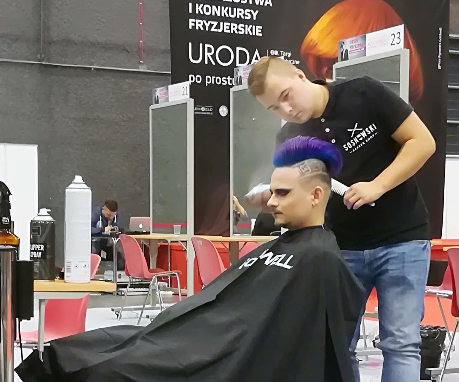Sosnowski Barber Shop W Lubawie Męski świat W Jednym Miejscu Lubawa