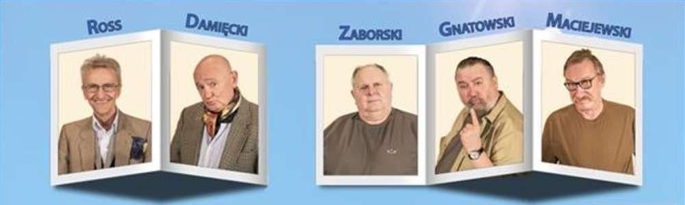 """Spektakl teatralny """"ANDROPAUZA 3, czyli, jak żyć i nie zwariować"""""""
