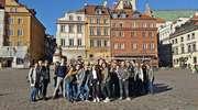 Młodzież z lubawskiego Zespołu Szkół w Sejmie RP
