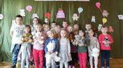 Urodziny Pluszowego Misia w szkole w Boleszynie