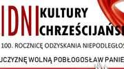 Parafia pw. św. Jana w Lubawie zaprasza na Dni Kultury Chrześcijańskiej