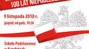 Obchody jubileuszu 100 lat niepodległej Polski w gminie Górowo Iławeckie