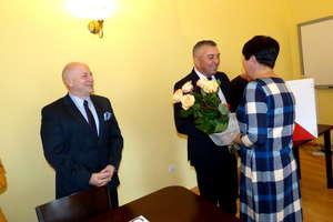 Nowy wójt gminy Wiśniewo Grzegorz Woźniak złożył ślubowanie