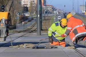 Kolejny weekend bez tramwajów w Olsztynie [VIDEO]