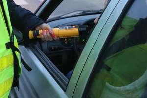 Kolizje i pijani kierowcy na drogach powiatu oleckiego