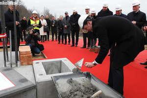 Ruszyła potężna inwestycja na Żuławskiej. Ma być gotowa w połowie 2019 r.