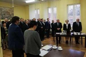 Jan Harhaj nadal starostą powiatu lidzbarskiego