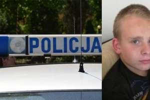 Policjanci szukają 15-latka. Wyszedłz domu i nie ma z nim kontaktu