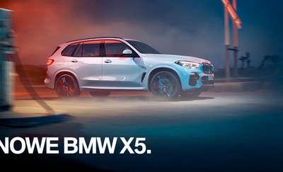 Premiera nowego modelu X5 w BMW Zdunek Premium