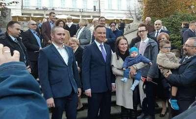 Rodzina z Mławy wystąpiła w prezydenckim spocie na 100-lecie niepodległości