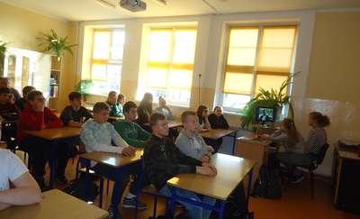 Droga z Wołynia do Prus Wschodnich – lekcja historii w klasie 8a