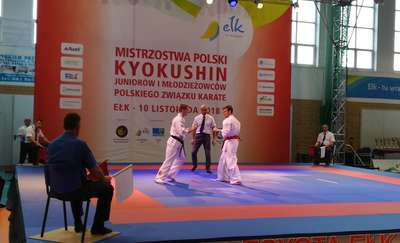 Ełczanie wywalczyli 5 medali zajmując w klasyfikacji 4. miejsce