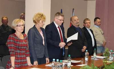 Janusz Zakrzewski już oficjalnie wójtem gminy Świętajno