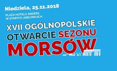 XVII Ogólnopolskie Otwarcie Sezonu Morsów w Starych Jabłonkach
