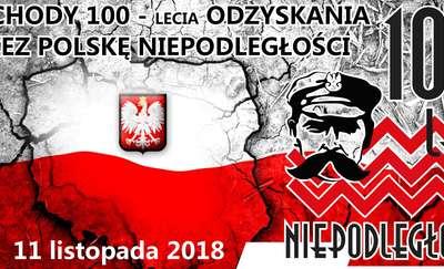 Piskie Obchody 100-lecia Odzyskania przez Polskę Niepodległości