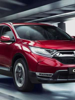 Pełnokrwista Nowa Honda CR-V