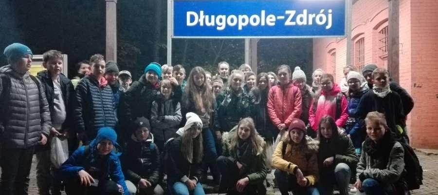 Uczestnicy programu EuroWeek- Szkoła Liderów