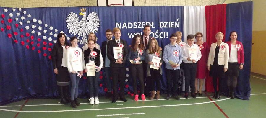 Uczestnicy i zwycięzcy konkursu