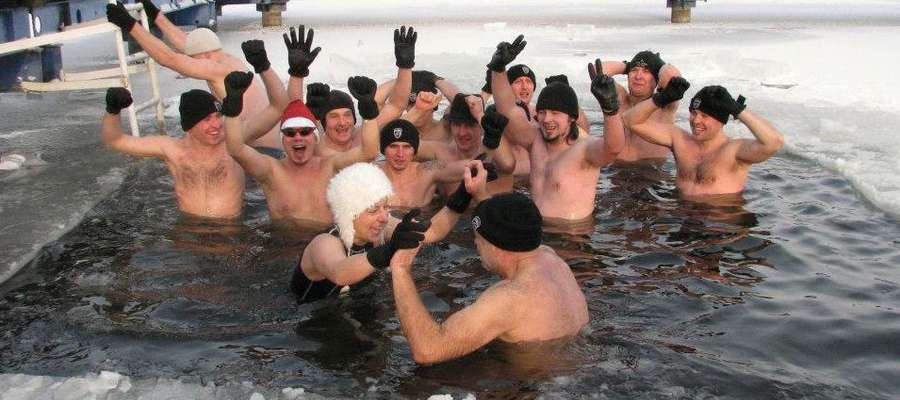 Morsowanie to czysta radość - przekonują co roku członkowie klubu i namawiają do spróbowania