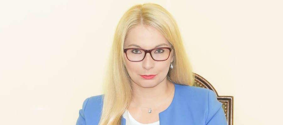Danuta Kędzierska, nowa wójt gminy Brzozie