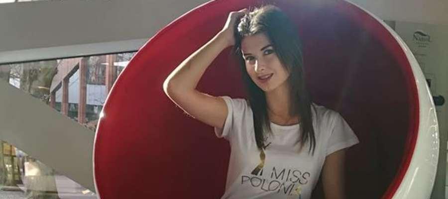 W sobotę Karolina będzie rywalizować o koronę Miss Polonia