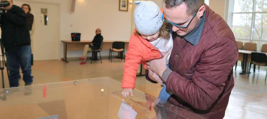 Wybory samorządowe II tura